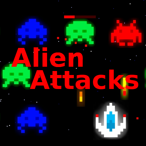 Alien Attacks - Android Game