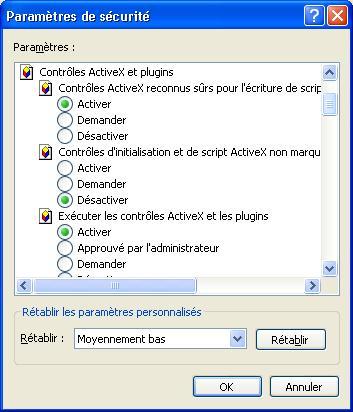 ACTIVEX TÉLÉCHARGER MSN OBJET POUR